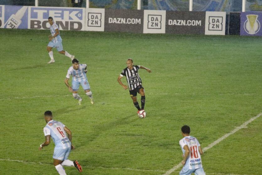 Paysandu perde por 2 x 0 para o Botafogo-PB na Curuzu