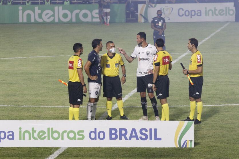 Veja as fotos de Remo 0 x 2 Atlético-MG pela Copa do Brasil