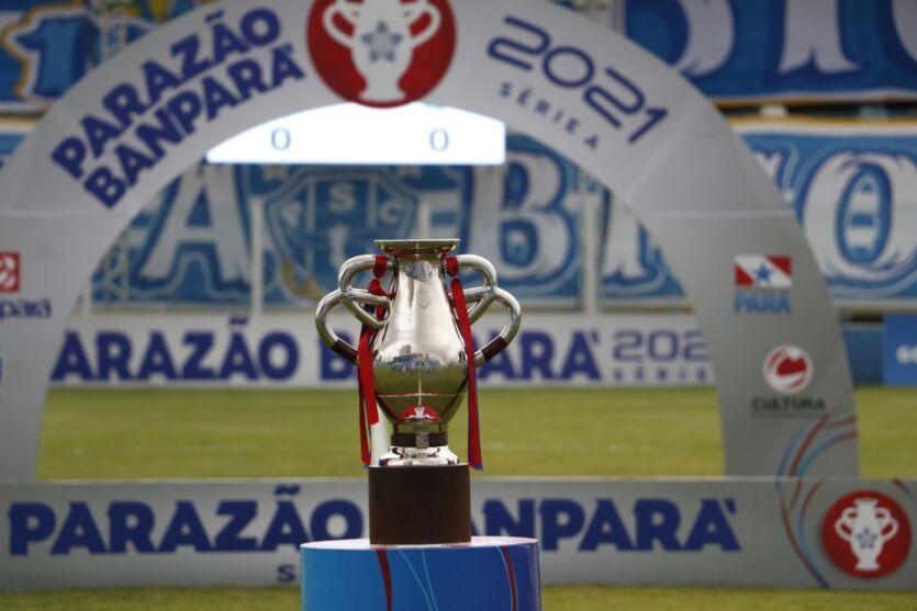As fotos da partida que deu o título do Paraense ao Paysandu