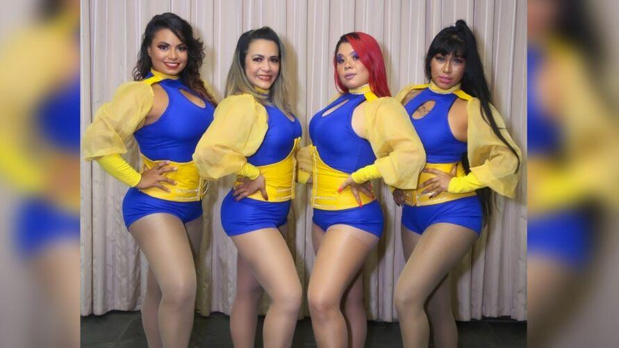 Grupo Terapia Dance driblou dificuldades da pandemia para continuar exercendo a arte