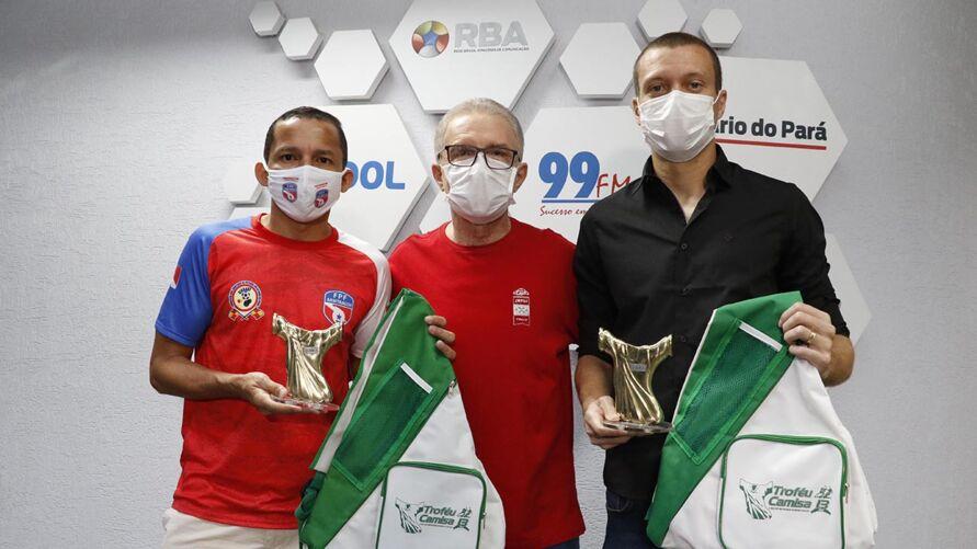 Troféu Camisa 13 premia torcedores e esportistas