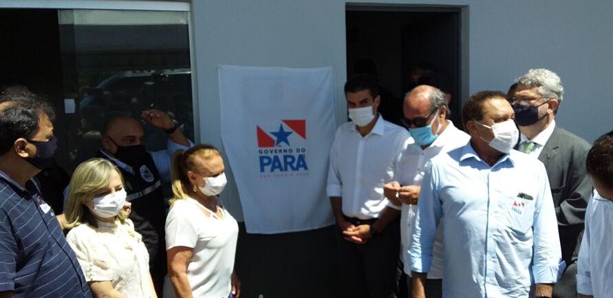 Inauguração de casas penais promove superávit de vagas