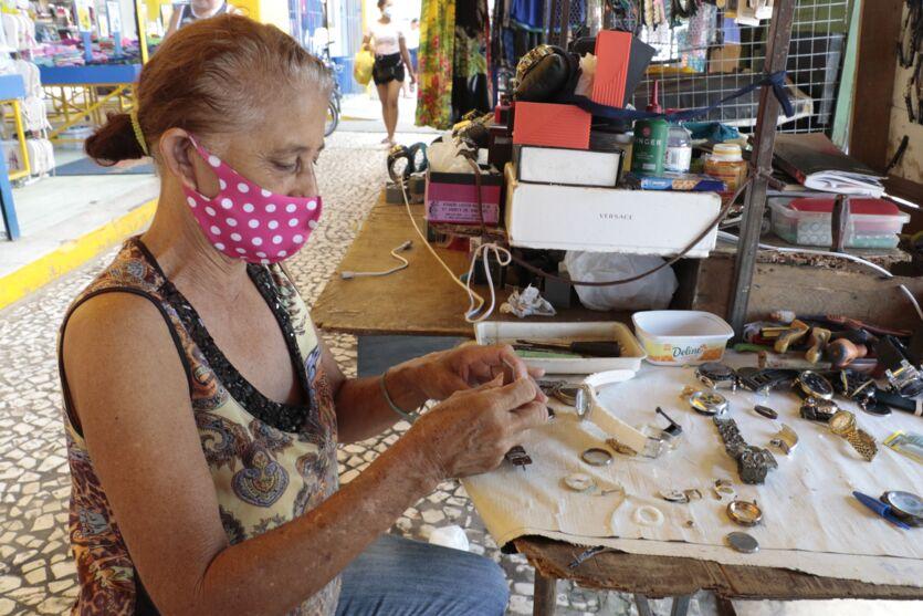 DOL Delas: mulheres do comércio