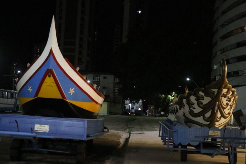 Exposição dos Carros de Promessas começa em Belém