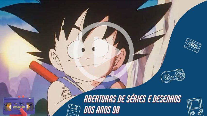 Imagem ilustrativa da notícia: Sessão 90 - Aberturas de séries e desenhos que marcaram os anos 1990