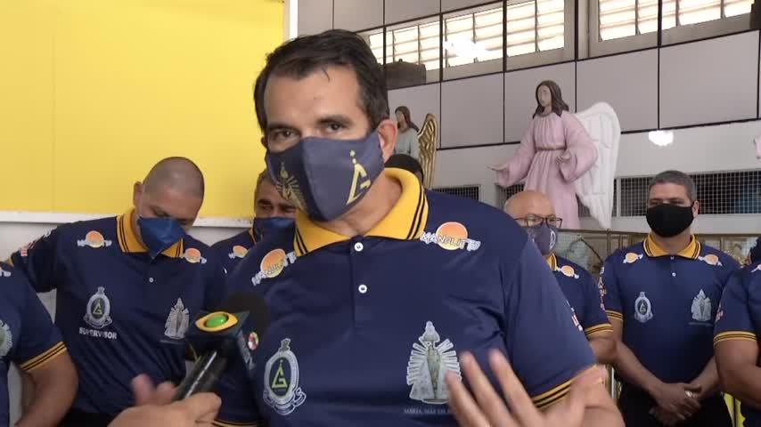 Imagem ilustrativa da notícia: Guardas de Nazaré se preparam para um Círio especial