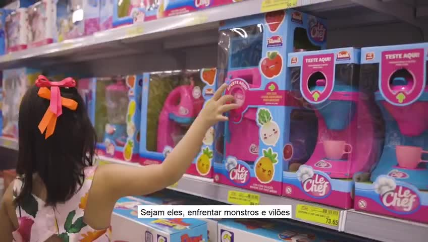 Imagem ilustrativa da notícia: O Dia das CriançasFormosaMix é o maior barato! Os melhores presentes para a criançada aqui