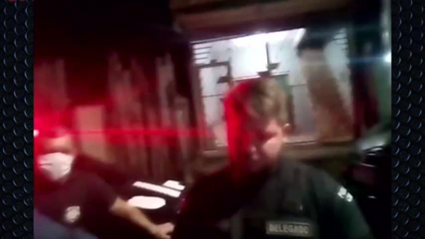 Imagem ilustrativa da notícia: Homem envolvido na morte do torcedor do Paysandu é preso; veja o vídeo!