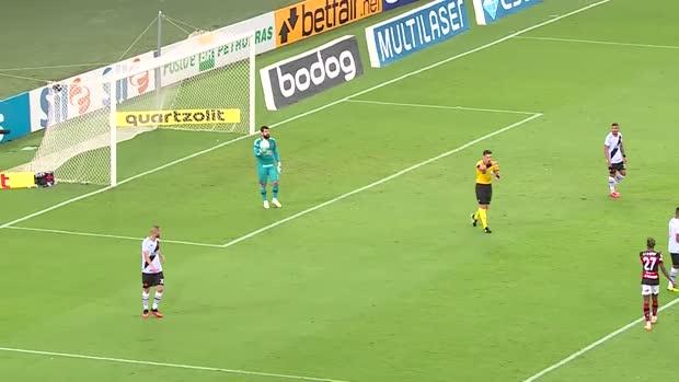 Imagem ilustrativa da notícia: Perdeu? Veja os gols da vitória do Flamengo sobre o Vasco