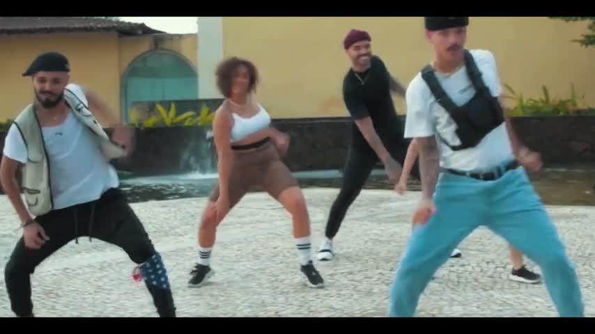 Imagem ilustrativa da notícia: Pagode e funk agita novo videoclipe de Dino Prix